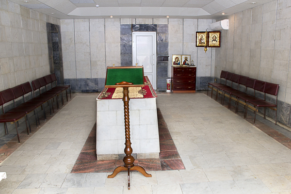 Ритуальный зал в Заречном