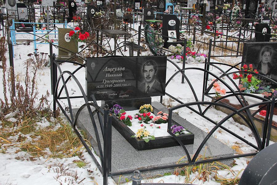 памятник кладбище