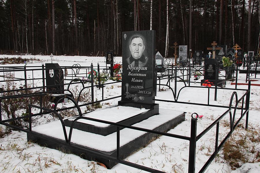 ограда памятник