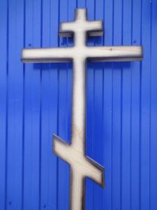 крест на могилу Сосна 7